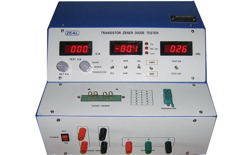 Zener Diode Testers Transistor Testers Manufacturer